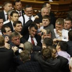 UKRAINE-PARLIAMENT-LANGUAGE