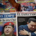 LA MUERTE DE CHÁVEZ INUNDA LAS PORTADAS DE LA PRENSA INTERNACIONAL