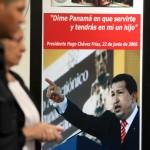 CONDOLENCIAS EN PANAMÁ POR MUERTE DE CHÁVEZ