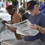 MEDIOS CUBANOS CUBREN MUERTE DE PRESIDENTE HUGO CHÁVEZ