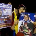 CIENTOS DE PERSONAS DESPIDEN A HUGO CHÁVEZ