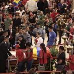 EL FUNERAL DE CHÁVEZ INICIARÁ ESTE VIERNES A LAS 11.00 HORAS DE VENEZUELA