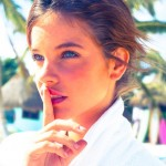Barbara Palvin Tulum VS Behind the Scenes