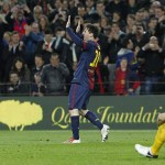 Barcelona vs Rayo