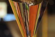 El trofeo del Clásico Mundial de Beisbol 2013.
