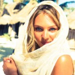 Candice Swanepoel Tulum VS Behind the Scenes-003