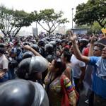 VENEZUELA-ELECTION-CAMPAIGN-DEMO-STUDENTS