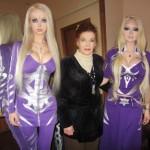 Family of Valeria Lukyanova (3)