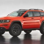 Jeep Grand Cherokee Trailhawk Diesel Concept (1)