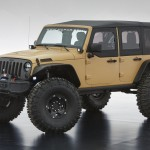 Jeep Wrangler Sand Trooper II from Mopar (1)