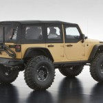 Jeep Wrangler Sand Trooper II from Mopar (2)