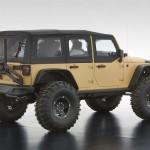 Jeep Wrangler Sand Trooper II from Mopar (2)