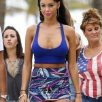Nabilla - filiming (10)