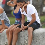 Nabilla - filiming (22)
