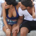 Nabilla - filiming (33)