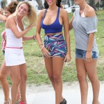 Nabilla - filiming (34)