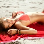 Nina Agdal Aerie Swim Spring 2013_06