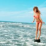 Nina Agdal Aerie Swim Spring 2013_15