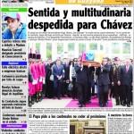 Portada de El Diario de Guayana (Venezuela)