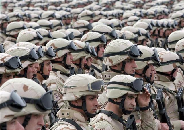 Investigan en EE.UU. difusión de imágenes de militares desnudas