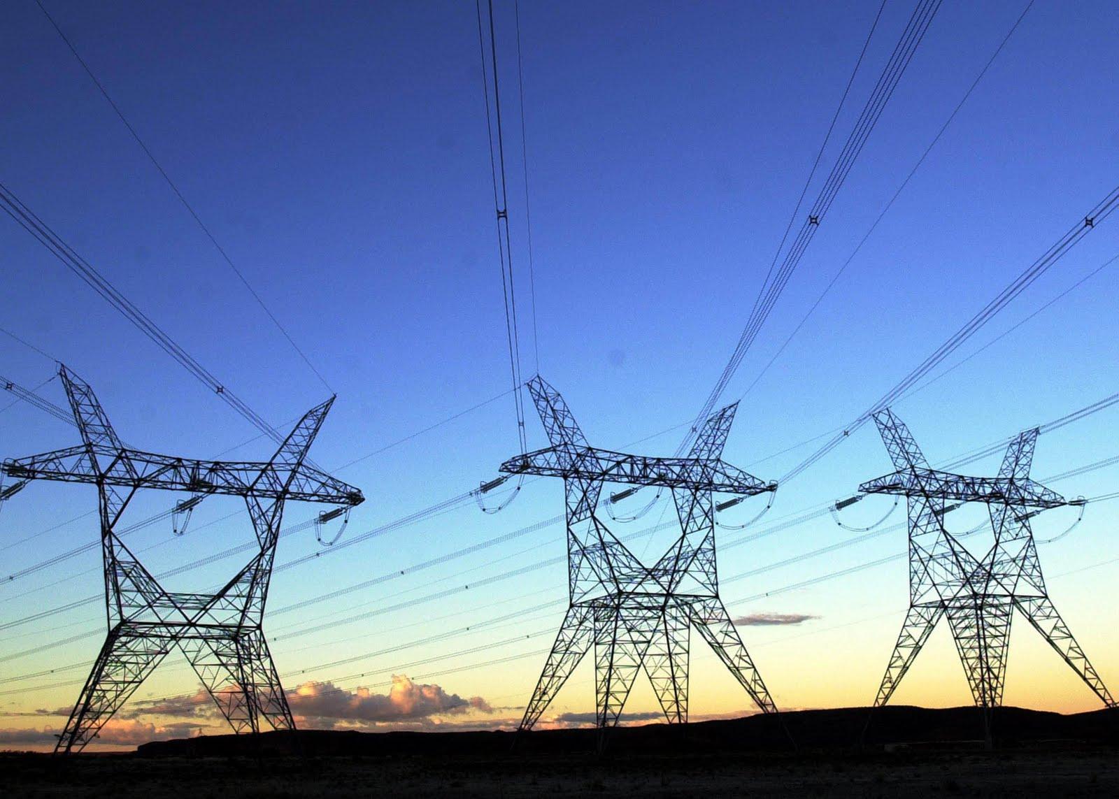 Resultado de imagen para red electrica uruguay