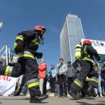 GERMANY-FIREFIGHTERS-STAIR RUN-OFFBEAT