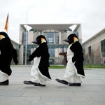 GERMANY-ANTARCTICA-ENVIRONMENT-CLIMATE-PROTEST
