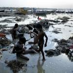INDIA-RELIGION-ENVIRONMENT-POLLUTION