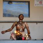 INDIA-SUICIDE-FIRE