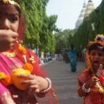 INDIA-RELIGION-HINDU-KUMARI PUJA