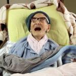 JAPAN-PEOPLE-DEMOGRAPHY-OLDEST