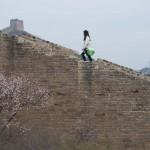 CHINA-TOURISM-GREAT WALL