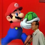 JAPAN-GAME-COMPANY-EARNINGS-NINTENDO