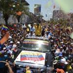 VENEZUELA-ELECTION-CAMPAIGN-CAPRILES