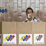 VENEZUELA-ELECTION-CAPRILES
