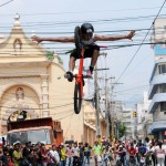 CYCLING-HONDURAS-CULTURE