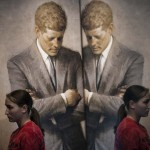 DOUNIAMAG-US-POLITICS-NEWSEUM-JFK