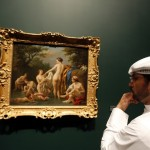 UAE-FRANCE-CULTURE-ART-LOUVRE