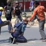 BANGLADESH-POLICE-UNREST