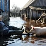 BELARUS-WEATHER-FLOOD