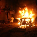 PAKISTAN-UNREST-NORTHWEST-VOTE-BLAST