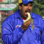 VENEZUELA-ELECTION-CAMPAGIN-MADURO