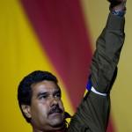 CAMPAÑA ELECTORAL DE NICOLÁS MADURO EN VENEZUELA