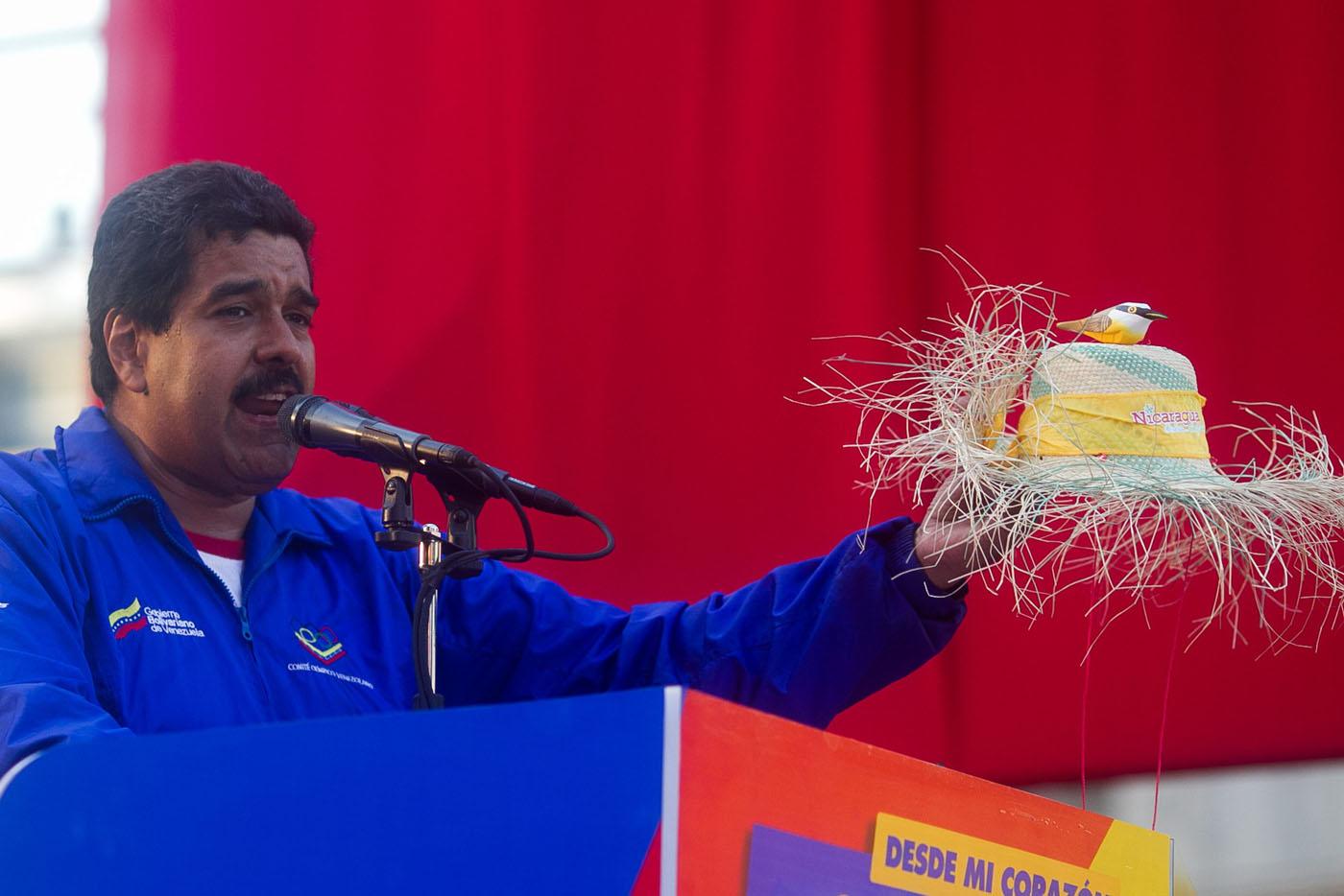 CAMPAÑA ELECTORAL DEL PRESIDENTE ENCARGADO DE VENEZUELA, NICOLÁS MADURO