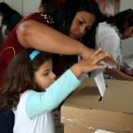 VENEZOLANOS RESIDENTES EN BOGOTÁ ASISTEN A VOTAR