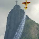 Aereoplano en Brasil