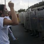 VENEZUELA-ELECTION-CAPRILES-SUPPORTERS