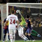 Barcelona vs PSG 11