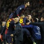 Barcelona vs PSG 3