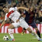 Barcelona vs PSG 5